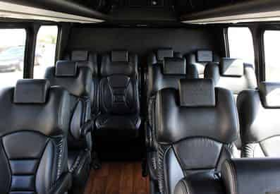 Luxury Bus Transportation