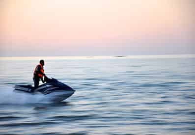 Ocean Jet Ski Rentals by Myrtle Beach Watersports