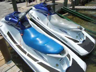 Xtreme H2o Destin Crab Island Jet Ski Rental