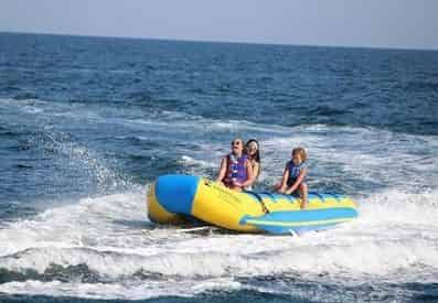 Fort Walton Beach Banana Boat Rides