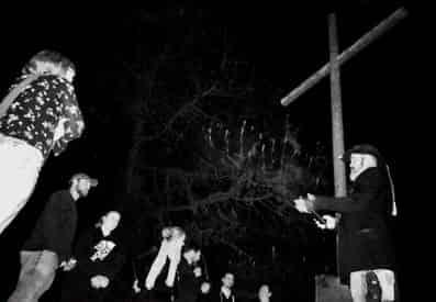 BYOB Nightly Cemetery Bus Tour by Nola Ghost Riders