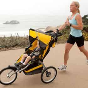 Pedal Pushers Jogging Stroller Rental