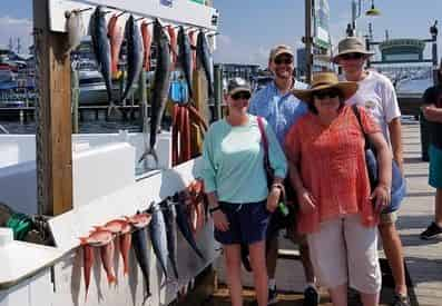 Miss Nautica Private Deep Sea Fishing Charters
