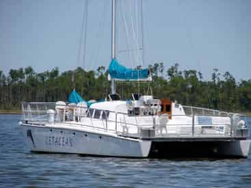 Orange Beach Dolphin and Sailing Tour