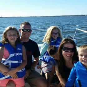 Private Blue Angels Cruise with Gulf Island Charters