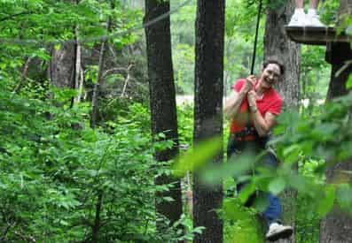 Gulfport Treetop Zipline: Morning Course