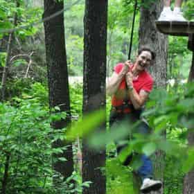 Gulfport Zip N Fun Adventure Park: Tree Top Morning Course