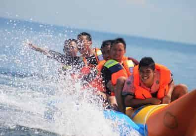 Myrtle Beach Banana Boat Rides