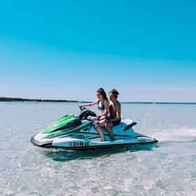 24ft Pontoon & Jet Ski Rental Package (15 passengers total)