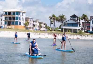 Family Paddle and Kayak Tour