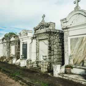 Cemetery and Voodoo Walking Tour by NOLA-Ghost-Riders