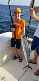 Charter Boat Reel Deal Private Deep Sea Fishing