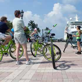 Guided Old Town Bike Tour of Key West