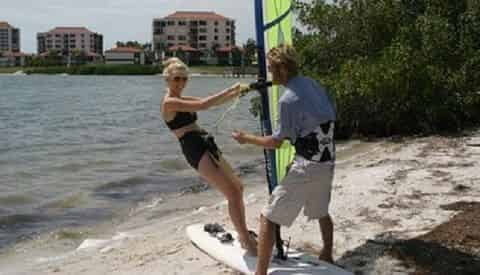 Group North Beach Windsurfing Lesson