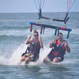Smathers Beach Parasailing Adventure - Key West