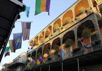 French Quarter & St. Louis Cemetery #1 Walking Tour By Haunted History Tours