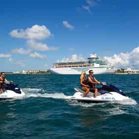 Jet Ski Island Tour of Key West
