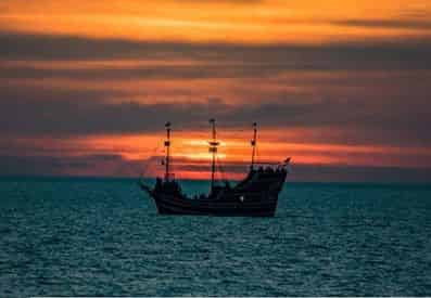 Captain Memo's Sunset Pirate Cruise