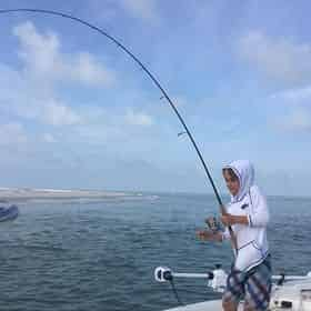 Inshore Fishing Charters with Salty Water Fishing Charters