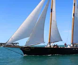 Mimosa Day Sail Aboard Schooner America 2.0