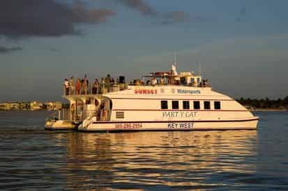 Key West Sunset Cruise with Beer and Wine