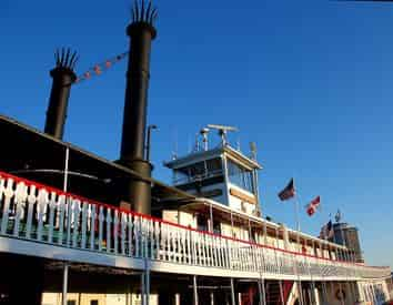 Steamboat Natchez Jazz Cruise with Optional Dinner Buffet - Group Admission