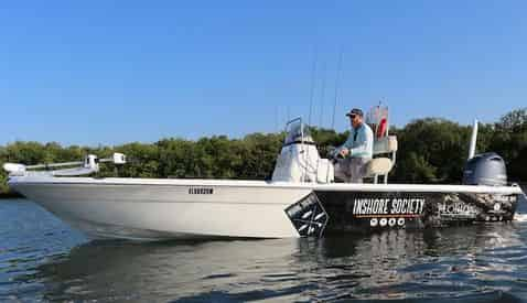 Inshore Fishing Charter with Inshore Society
