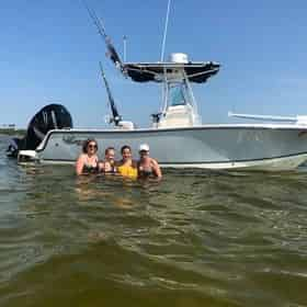Private Chillin and Grillin Cruise by Blue Water Charters