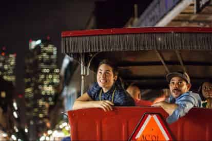 History & Haunts Nighttime Carriage Tour