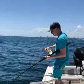 Private Inshore Fishing Charters by Blue Water Charters