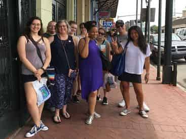 French Quarter History Tour With Café Du Monde By Destination Kitchen