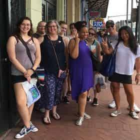 French Quarter History Tour With Café Du Monde By Destination Kitchen