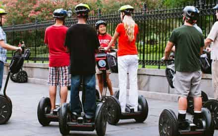 New Orleans Express Segway Tour