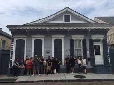 American Horror Story Unauthorized by New Orleans Film Tours