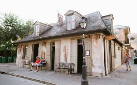 New Orleans Ghost Bike Tour by Fat Tire Tours