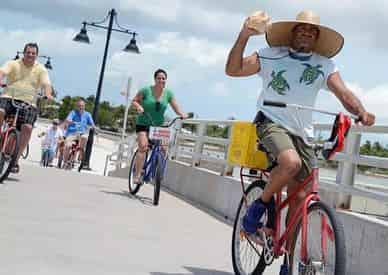 Key West Tropical Bike Tour