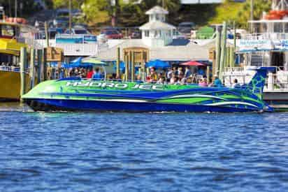 The Hydrojet - The World's Largest Jet Ski!