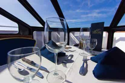 Daytime Sightseeing Cruise with Optional Meal Service Aboard StarLite Sapphire
