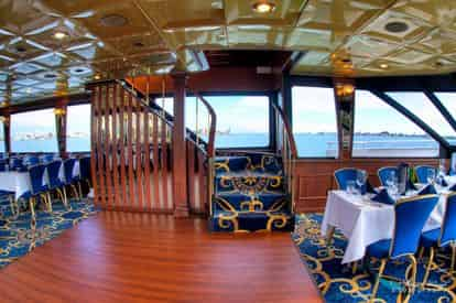 Twilight Yacht Cruise with Optional Meal Service on the StarLite Sapphire