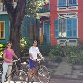 French Quarter & Garden District Bike Tour by Fat Tire Tours