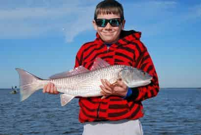 6-Hr Near Shore Fishing Charter with Light Tackle Adventures