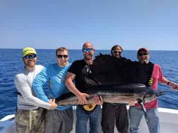 Deep Sea Fishing On The Corsair 2 by Fish On Board