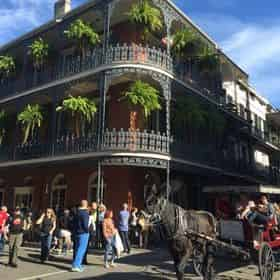 Historical New Orleans City &  Mansion Tour with Tours By Isabelle
