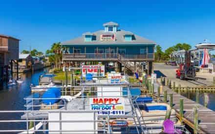 Happy Harbors Orange Beach Jetski Rentals - Full Day