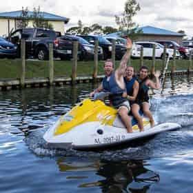 Hourly Orange Beach Jetski Rentals by Happy Harbor