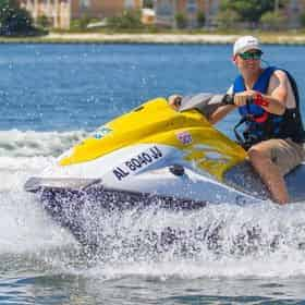 Half Day Jetski Rentals by Happy Harbors in Orange Beach