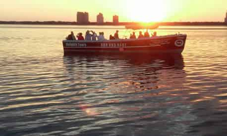 Tampa Harbor and History Boat Tour