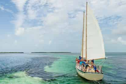 Full Day Sail, Snorkel and Kayak Excursions