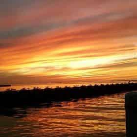 Wind and Wine Sunset Sail