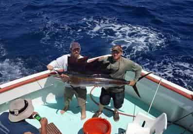 Fishing Party Boat with Family Tradition Charters